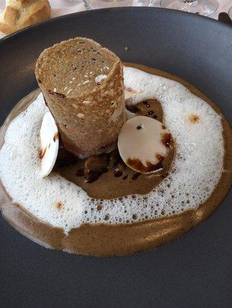 Cafe de Peney : Velouté de cèpes