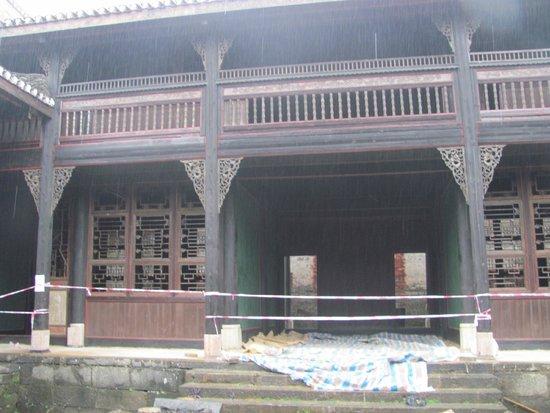 Jiangtouzhou Ancient Dwellings