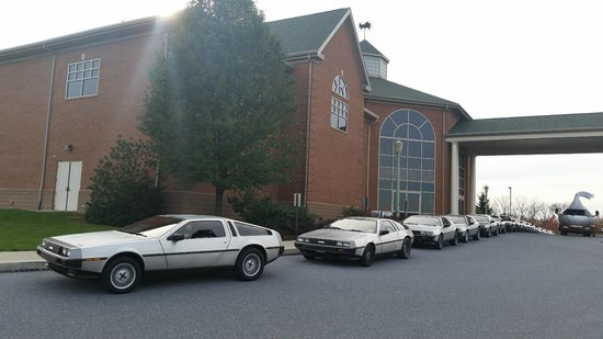 Antique Automobile Club of America Museum: De Lorean Saturday