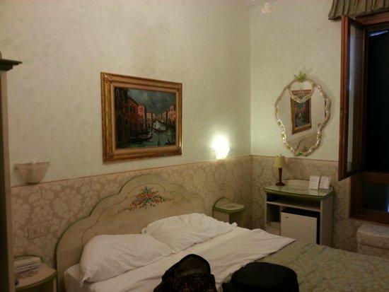 Hotel San Salvador: Notre chambre n°14