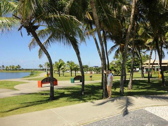Real Praia Hotel: Praia
