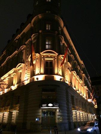 Mandarin Oriental, München: 外観2