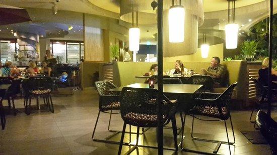 Kō Restaurant : l'interno