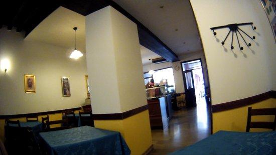 Trattoria Bar San Rocco: INTERNO