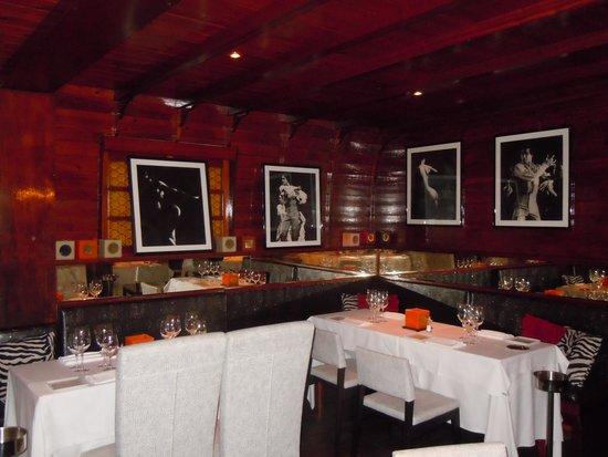 Restaurant Le Galion : La Salle