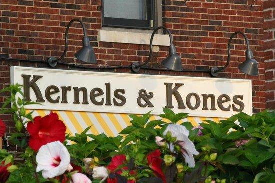 Kernels and Kones