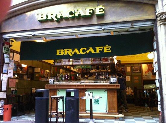 Bracafe: BraCafé, Casp 2, Barcelona