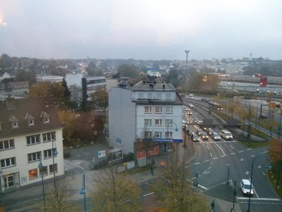 MK Hotel Remscheid: View from room