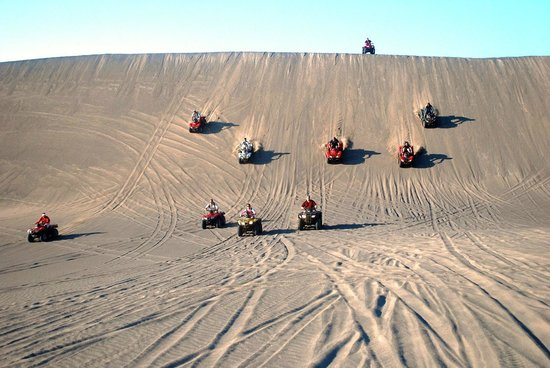 Discover Veracruz - Day Tours: Exciting ATV Beach & Sand Dunes Ride