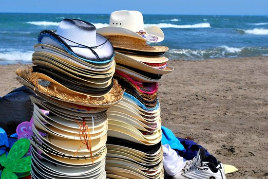 Discover Veracruz - Day Tours: On the beach in Playa Chachalacas, Veracruz, Mexico