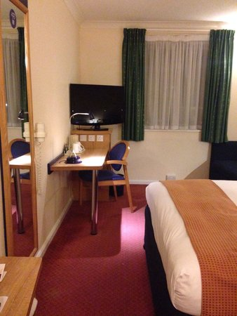 Holiday Inn Express Bath: Double Room