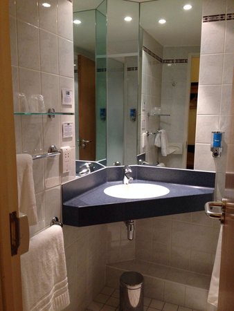 Bathroom Picture Of Holiday Inn Express Bath Bath Tripadvisor