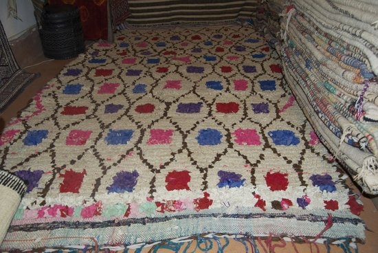 Lahandira: One of the rugs i loved