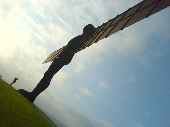 Gateshead, UK: Angel of the North