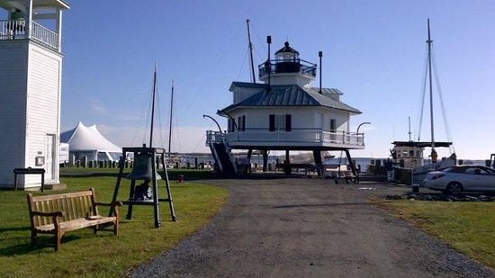 1879 Hooper Strait Lighthouse: Lighthouse