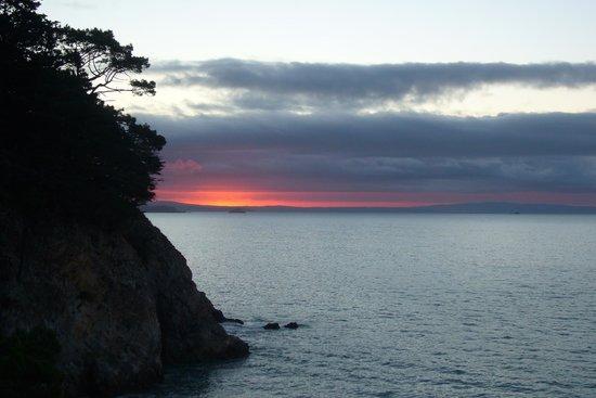 Apartamentos Pierre & Vacances Cap Morgat: levé du soleil au réveil