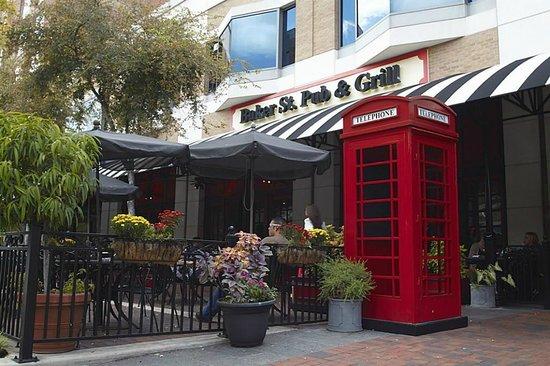 Baker St Pub & Grill
