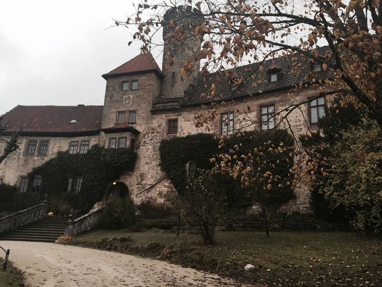 Schloss Hohenstein: Stupendo!!