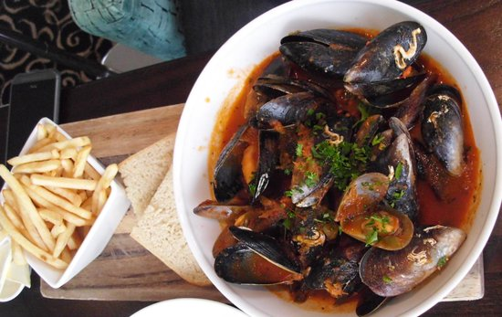 Sevens Boatshed: A Chilli Feast