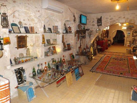 Dar Jilani La maison des Arts & Métiers: Atelier