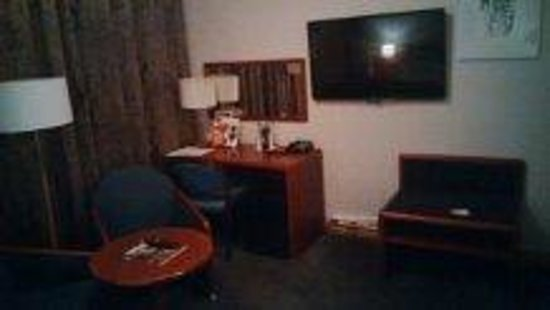 Scandic Bergen City: Room 1