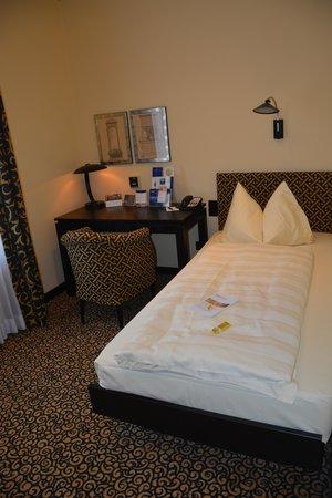 Hotel Victoria : Одноместный номер