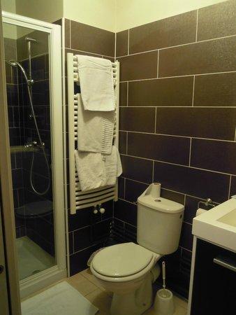 Hotel Le Riche Lieu : Salle de bains