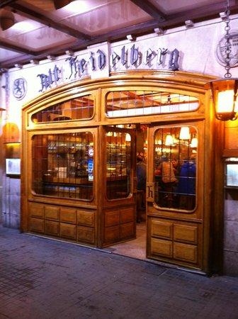 Alt Heidelberg, Barcelona