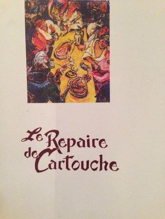 Le Repaire de Cartouche: The card