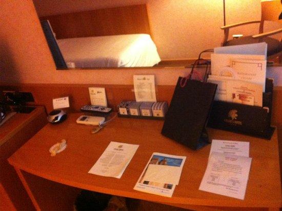 Caesar's Hotel: attenzioni per gli ospiti