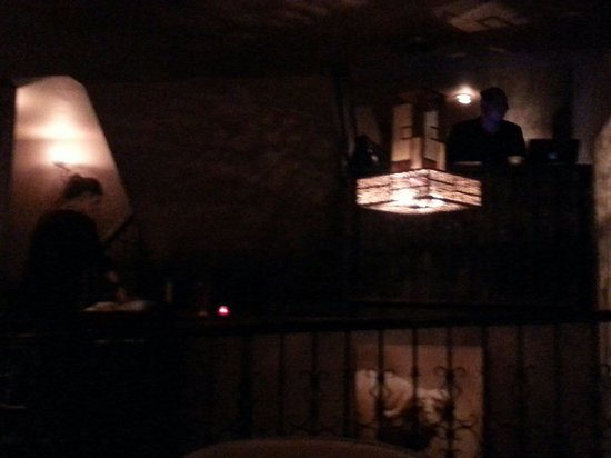 Pub Saint Germain: Our lively DJ...Cool atmosphere...