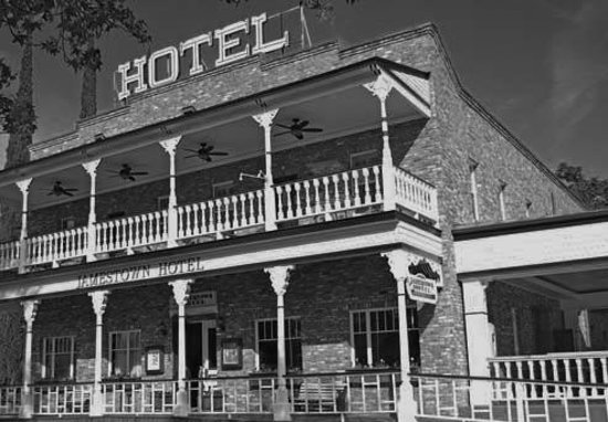 Jamestown, CA: Hotel