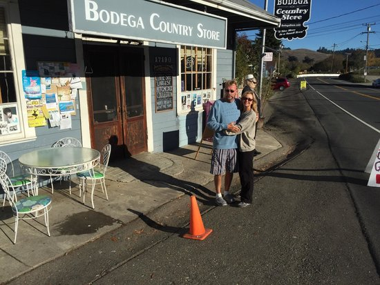 Bodega Country Store: Don't miss this place