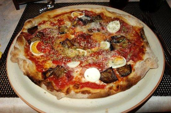 Scacco Matto Pizzeria: La pizza perfecta...
