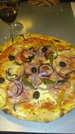 Pizza Vitti : WAOU!!! TROP BONNE