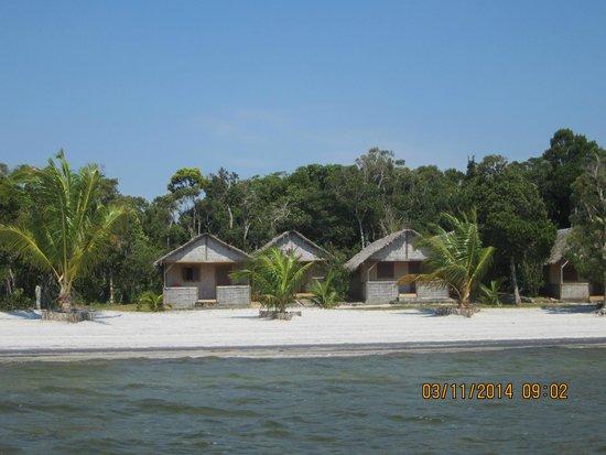 Fantasia Village : vue du lac