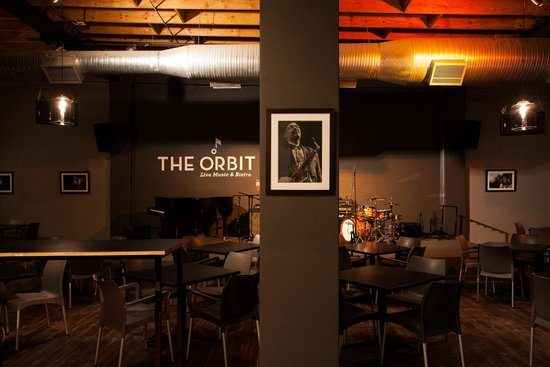 The orbit jazz club picture of the orbit braamfontein for African cuisine braamfontein