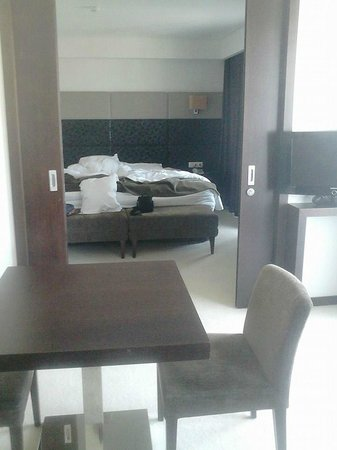 Axis Porto Business & Spa Hotel: Suite