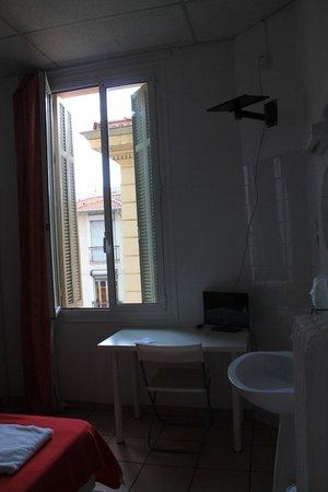 Hotel Belgique: Chambre