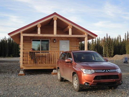 Tok, AK: Cabin # 54