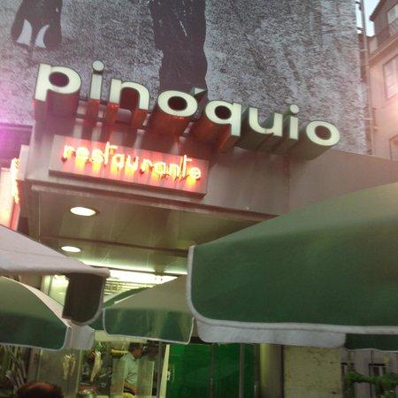 Restaurante Cervejaria Pinoquio: Restaurante Pinoquio