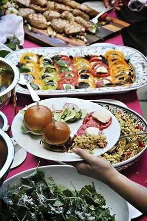 Califon, NJ: Private & Corporate Catering