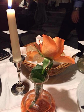 Wadgassen, Alemania: Table decoration