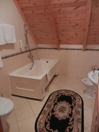 Villa Banga: ванная