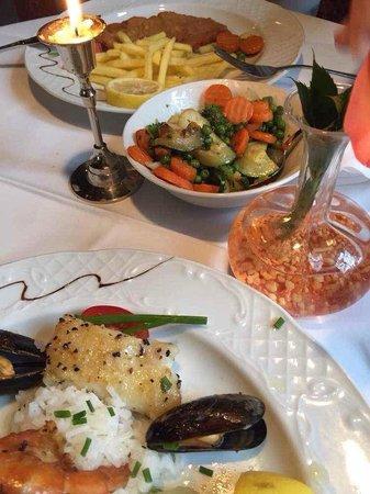 Wadgassen, Germania: Meal for 2