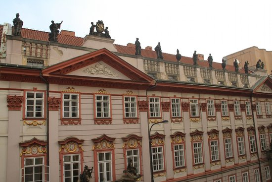 Best western plus hotel meteor plaza picture of best for Best hotel location in prague