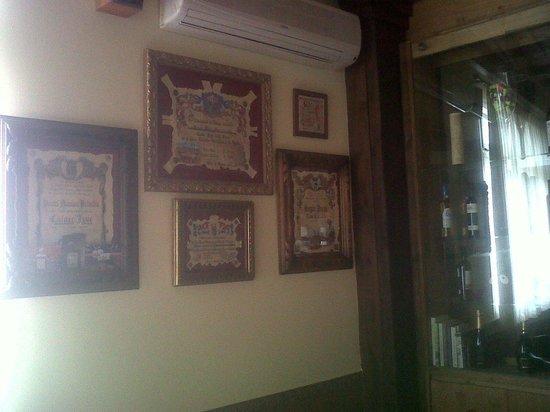 Restaurante El Molino del Conde: Premios a los mejores arroces.dos campeonatos del mundo