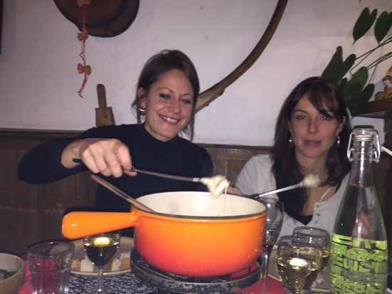 Le Rouet : Fondu roquefort