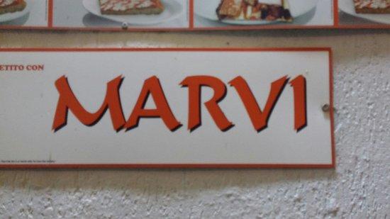 Pizzeria Rosticceria Marvi Anna Teresa