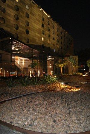Hotel Unique: Fachada do Hotel